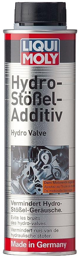 Liqui Moly 1009 - Aditivo para Reducir el Ruido de válvulas hidráulicas (300 ml): Amazon.es: Coche y moto
