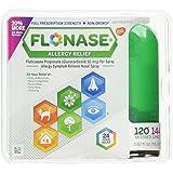 Flonase Allergy Relief Nasal Spray, 144 metered sprays 0.62 oz