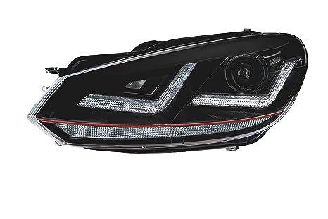 OSRAM LEDriving XENARC Golf VI versión GTI, faro Retrofit de xenón con luz LED para