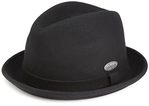 Kangol LiteFelt® Player Trilby Hat  Amazon.co.uk  Clothing 4cf0c14cd6a6