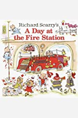 Richard Scarry's A Day at the Fire Station (Pictureback(R)) Kindle Edition