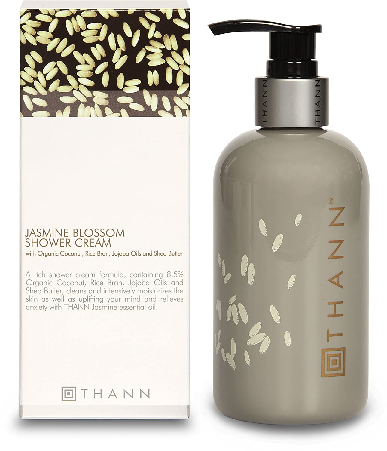 Thann Jasmine Blossom Shower Cream 250ml