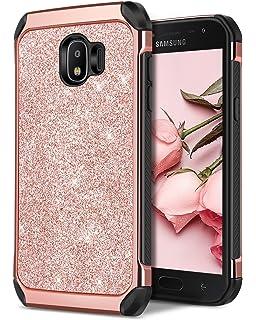 53a727e10a9 BENTOBEN Case for Galaxy J2 Pro, for Galaxy Grand Prime Pro, Glitter Luxury  2