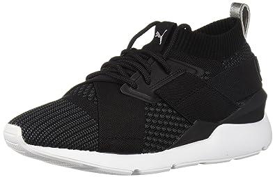71a538c4bb1d4f PUMA Women s Muse Evoknit Wn Sneaker
