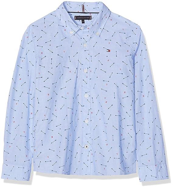 299acf4a13c Tommy Hilfiger Arrow Allover Shirt L S