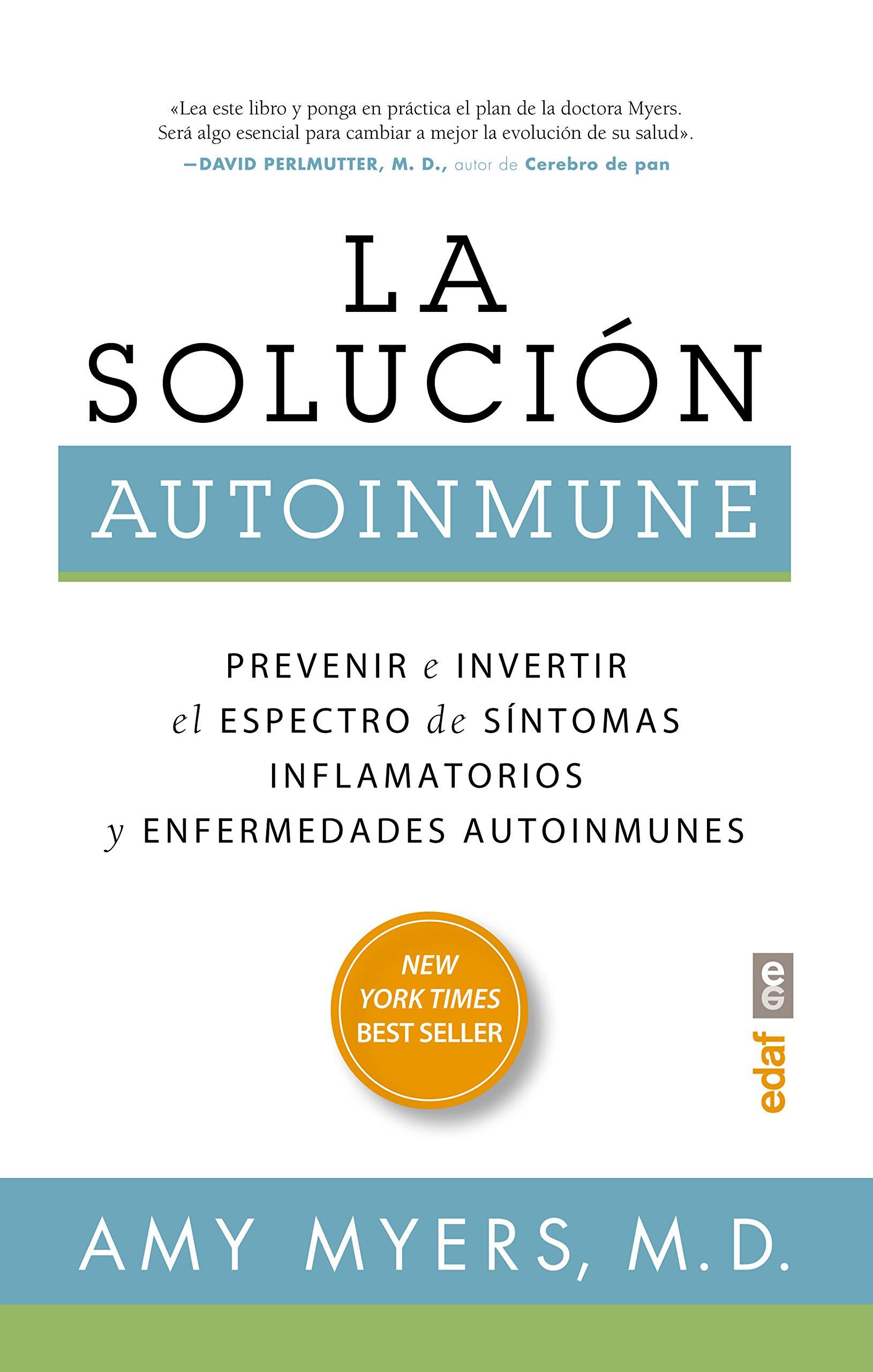 La solucion autoinmune (Spanish Edition) pdf epub
