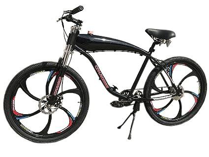 Amazon.com : CDHpower 26 Inch Gas Motorized Bicycle/Gas Bike/Beach ...