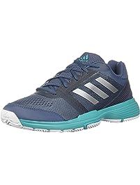 Adidas Womens Barricade Club Tennis Shoes -