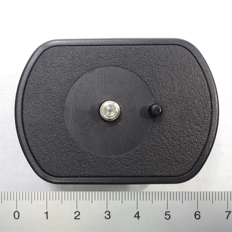 Velbon QB-46 Negro cabeza de tripode Cabeza para tr/ípode Negro