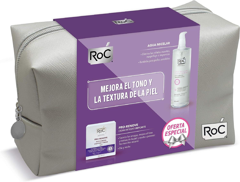 Roc Pro Pack Renove Navidad 2019 2 Unidades 450 ml