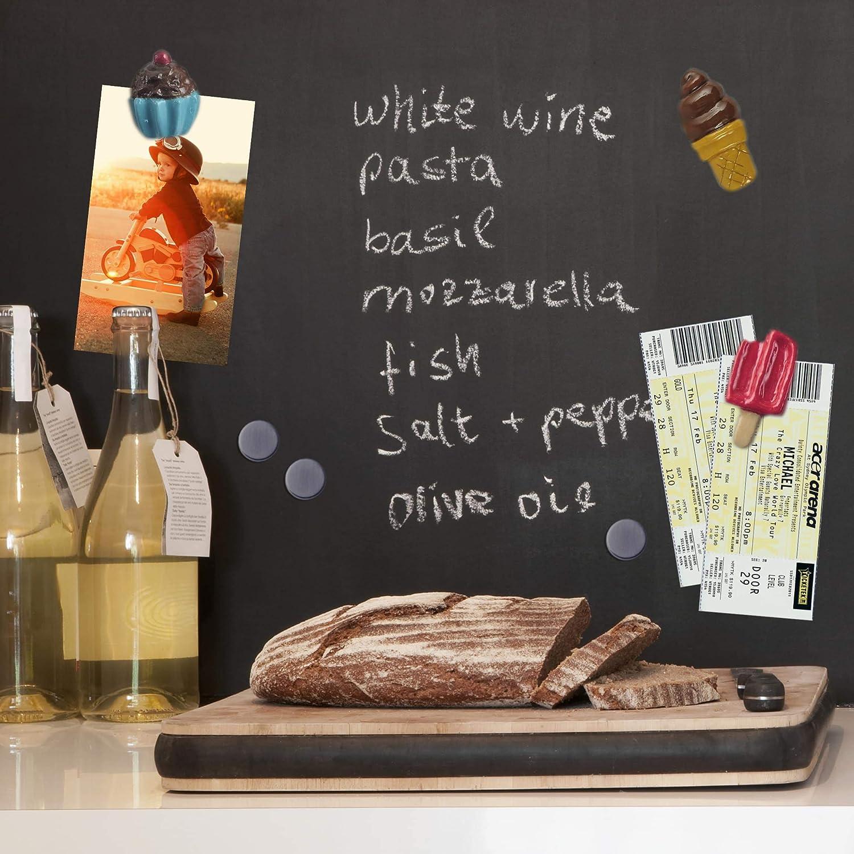Bilderwelten Tafelfolie magnetisch magnetisch magnetisch - Memoboard selbstklebend - Küche 50 x 70 cm B07NDGLLYW | Zürich Online Shop  5cbb62