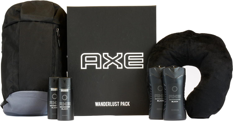 Lynx Wanderlust Pack de regalo con mochila, almohada de viaje, 2 x ...