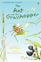 The Ant and the Grasshopper: For tablet devices (Usborne First Reading: Level One) Kindle Edition