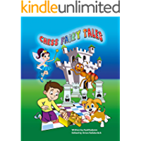 CHESS FAIRY TALES: Short moral value stories about friendship for kids 6-8