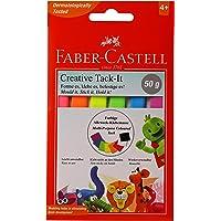 Faber-Castell 5130187094 Tack-It Creative, 50 Gr, Beyaz