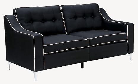 Amazon.com: Muebles sofá de América Pelham Contemporáneo en ...