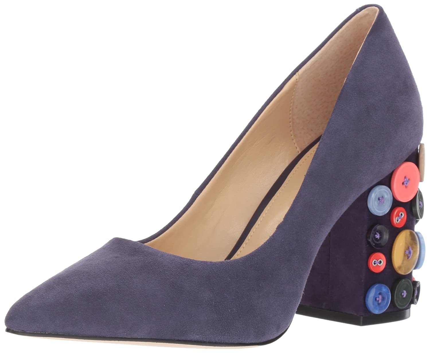 Katy Perry Women's The Anjelica Pump B06XCXX8G7 10 B(M) US|Eggplant