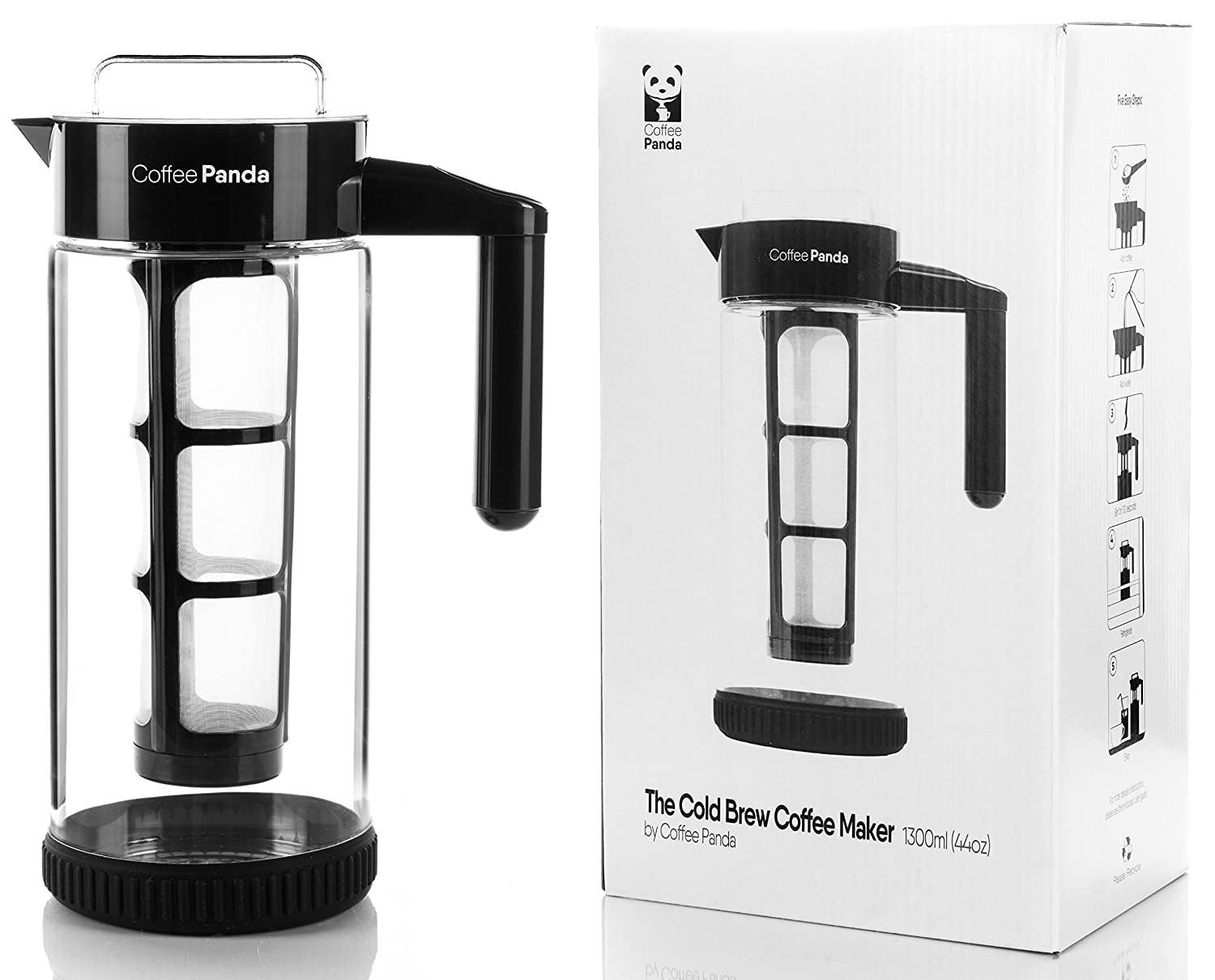 Coffee Panda Cold Brew Coffee Maker Review