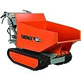YARDMAX YD8105 Track Barrow with Hydraulic Assist, 1100 lb. Capacity, Briggs and Stratton, CR950, 6.5 hp, 208cc