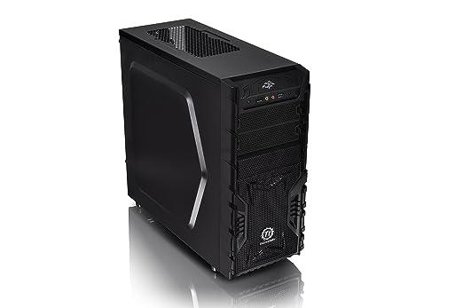 60 opinioni per Thermaltake Versa H23, Case da Gaming per PC, Nero