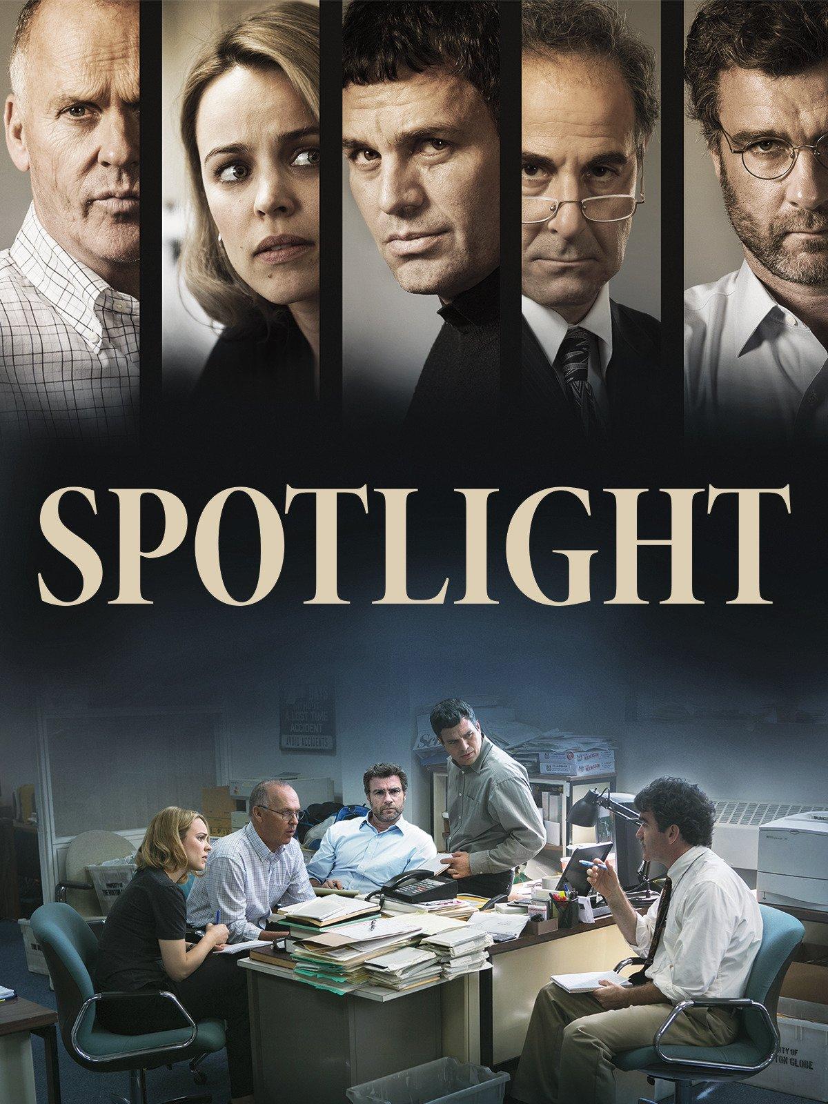 Spotlight Film Netflix