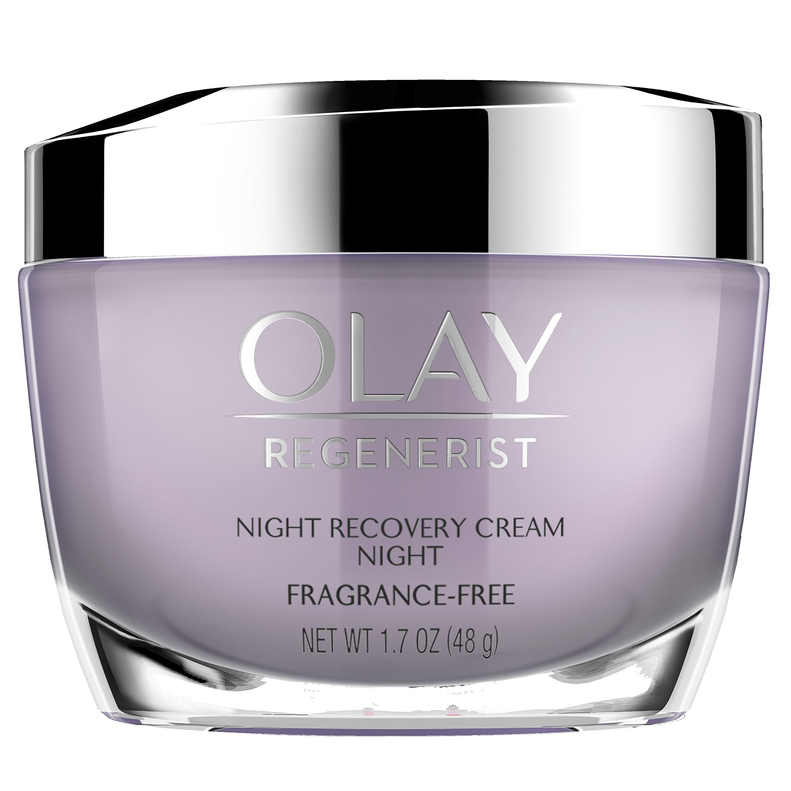 Night Cream by Olay, Regenerist Night Recovery Anti-Aging Face Moisturizer 1.7 oz