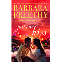 Just One Kiss: A heartwarming Christmas romance (Whisper Lake Book 4) book cover
