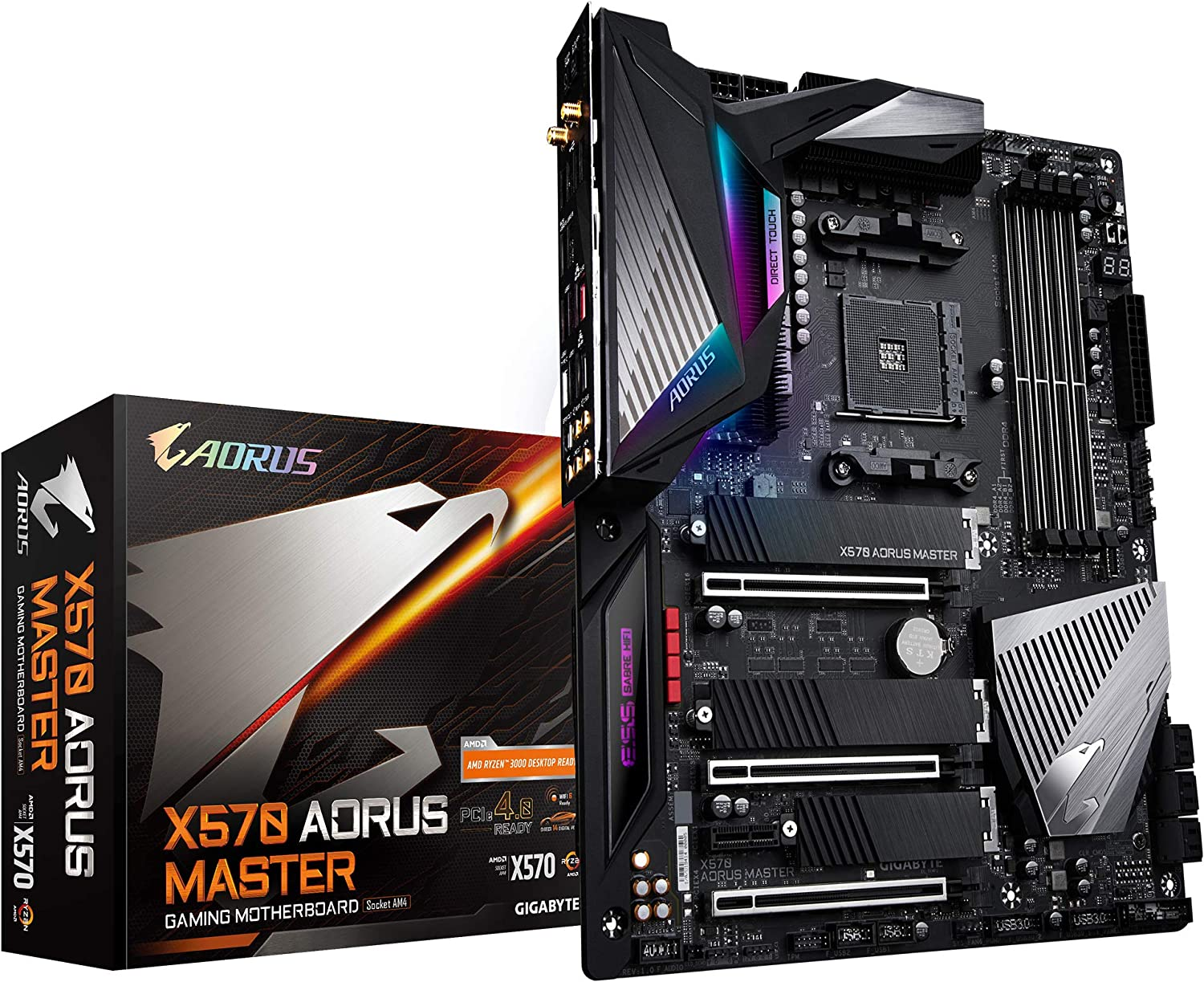 81f8nbIA kL. AC SL1500 Top 9 Best Motherboard For Ryzen 9 3900x