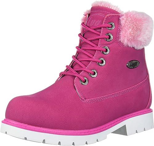 Lugz Kids' Drifter 6 Fur Fashion Boot