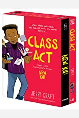New Kid and Class Act: The Box Set Paperback
