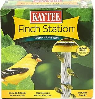 product image for Kaytee Finch Feeder,Yellow,2 Socks