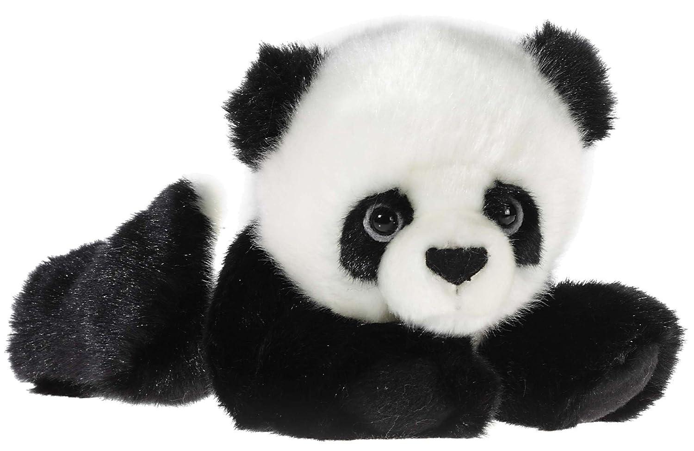 Heunec 241572 Oso de juguete Felpa Negro, Color blanco juguete de peluche - juguetes de peluche (Oso de juguete, Negro, Color blanco, Felpa, 230 mm, 130 mm, ...
