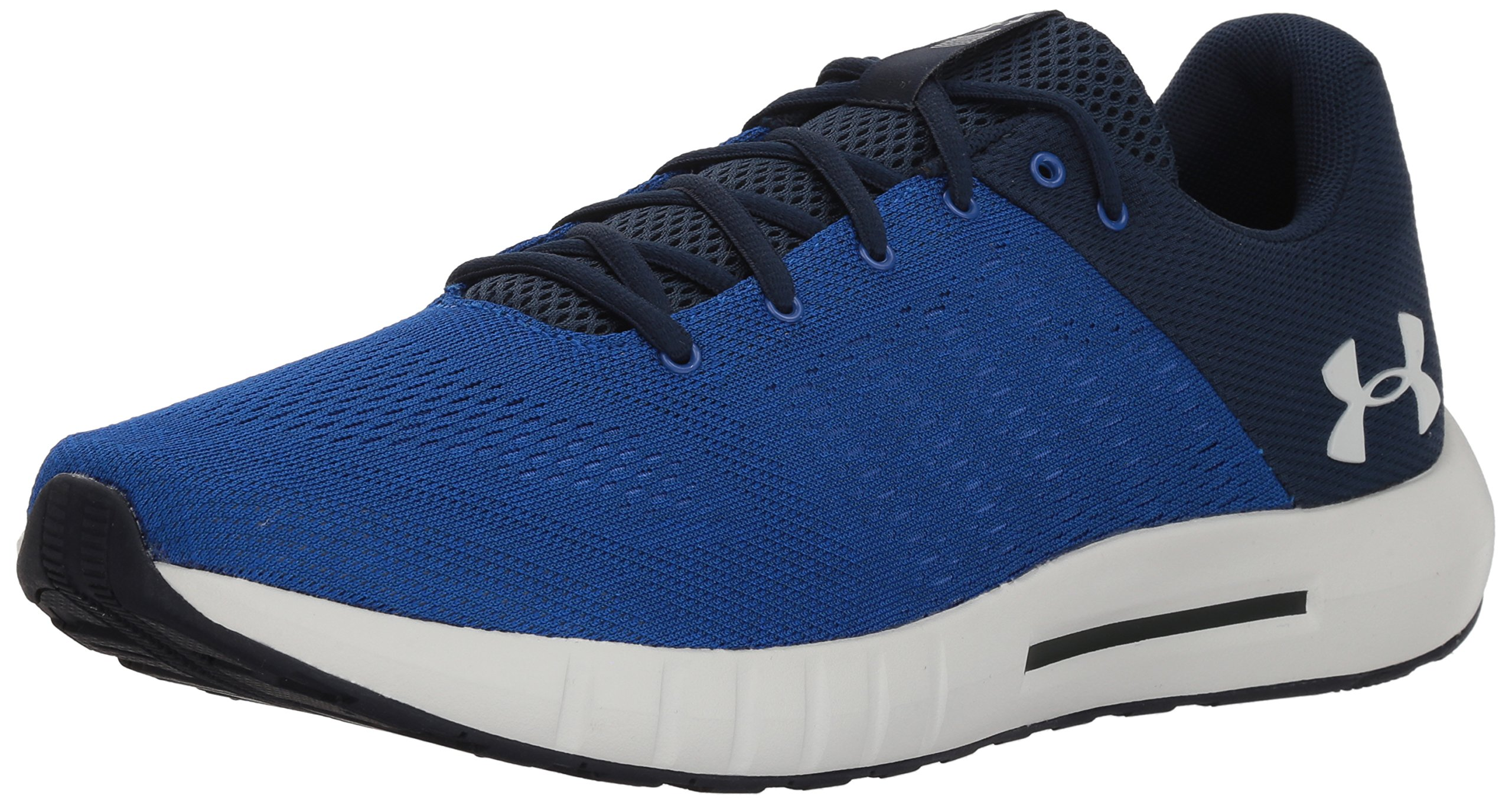 Under Armour Men's Micro G Pursuit Running Shoe, Blue, 9