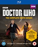 Doctor Who: The Complete Ninth Series (6 Blu-Ray) [Edizione: Regno Unito]