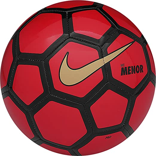 Nike Footballx Menor - Balón Unisex, Color Rojo/Negro/Dorado ...