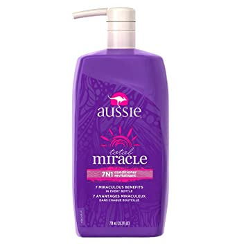 cd8597268e97 Aussie Total Miracle Collection 7N1 Conditioner, 26.2 Fluid Ounce