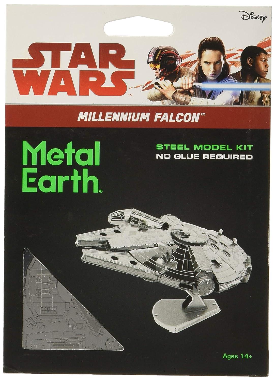 Konstruktionsspielzeug Metal Earth MMS251-502658 Star Wars Millenium Falcon