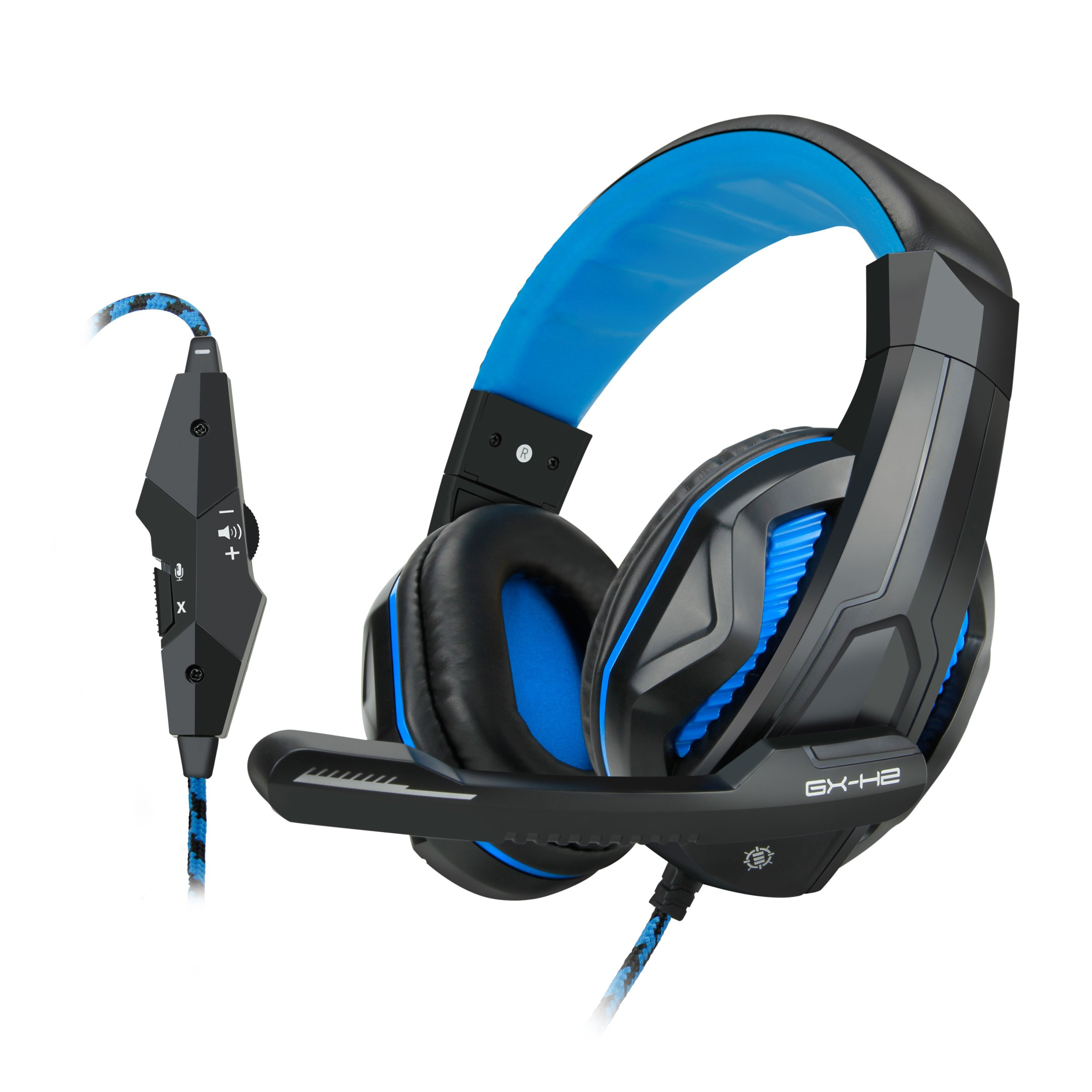 Enhance Gx-h2 Computer Gaming Headset With Noise Isolating.