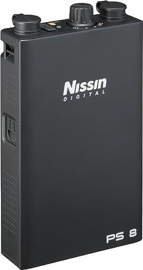 Nissin Digital N068 - Pack de batería y funda para flash Nikon, negro: Amazon.es: Electrónica
