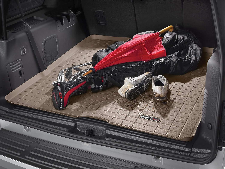 WeatherTech Tapis de Coffre sur misure Compatible avec BMW 2-Series Gran Tourer F46 Derri/ère la 2e rang/ée 2015//19 Noir CargoLiner