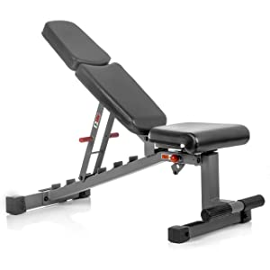 Xmark Adjustable Weight Bench