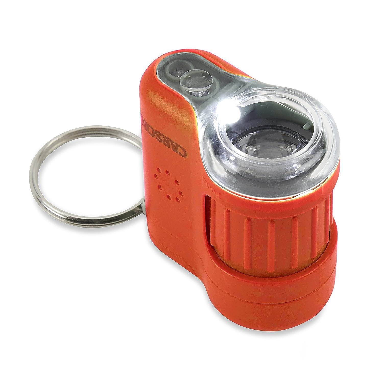 Microscope De 20x Poche Puissant Grossissement Micromini Avec Carson 1FuKcl3TJ
