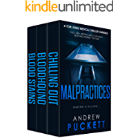 Malpractices: A Tom Jones Medical Thriller Omnibus