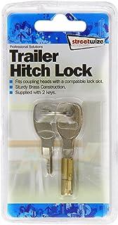 Streetwize SWTT49 Trailer Hitch-50mm Bulk Pack