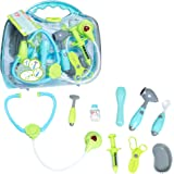 Doctor Kit for Kids - Pretend Doctor Play Set for Girls and Boys