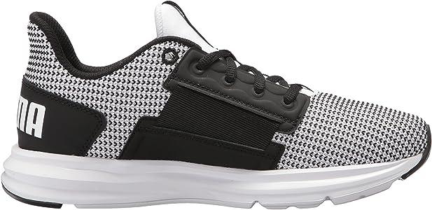 Puma PUMA Damen Enzo Street Knit Schuhe, 37.5 EU, Puma
