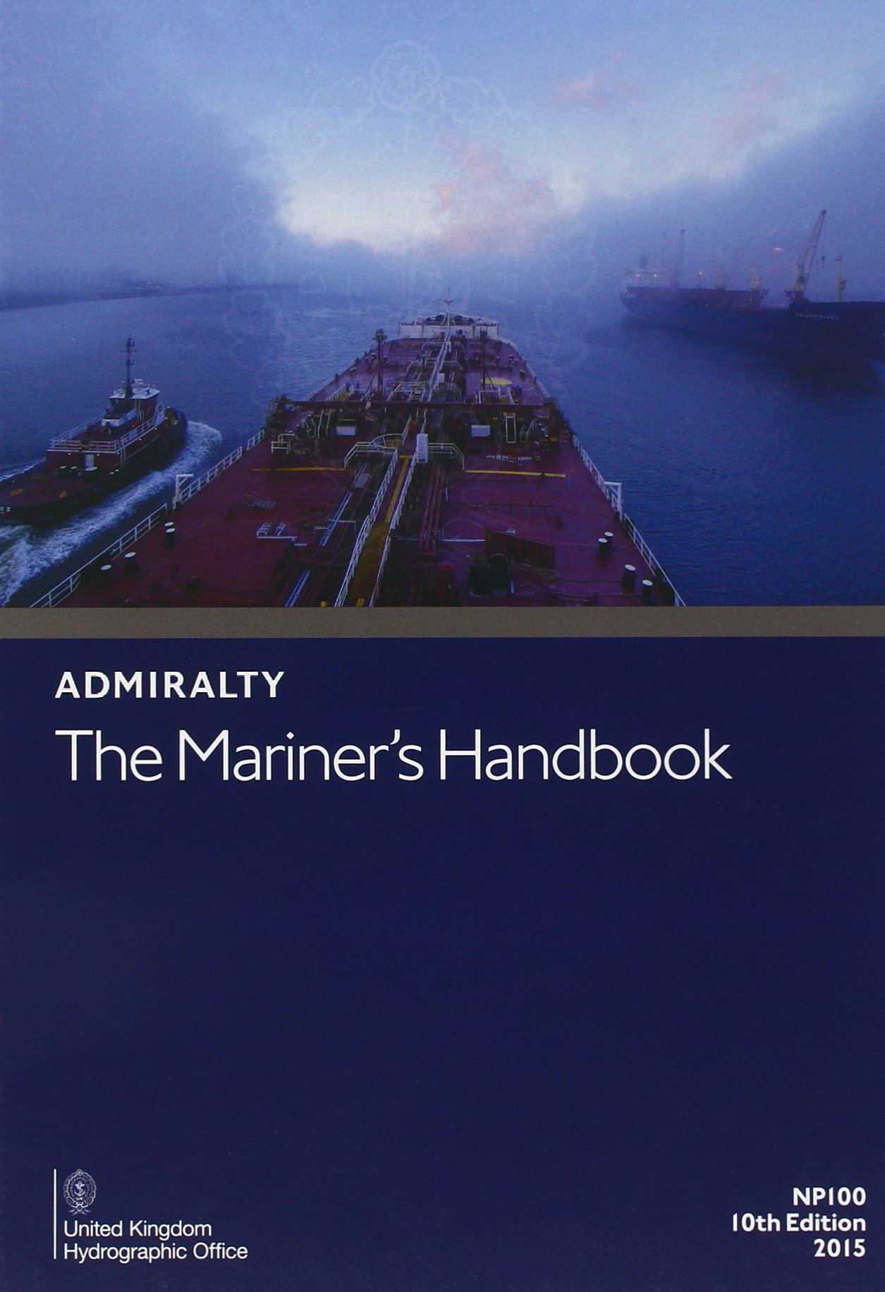 Download The Mariner's Handbook (Admiralty Reference Publications) PDF