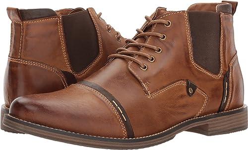 cf00ac55e2e Steve Madden Men's Proxy Tan 14 D US: Amazon.ca: Shoes & Handbags