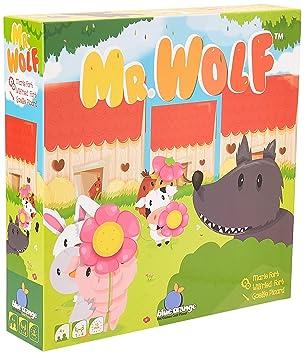 Blue Orange MRWOLF - Juego de Mesa para niños: Amazon.es ...
