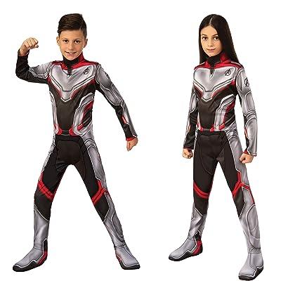 Rubie's Marvel: Avengers Endgame Child's Team Suit Costume, Medium: Toys & Games